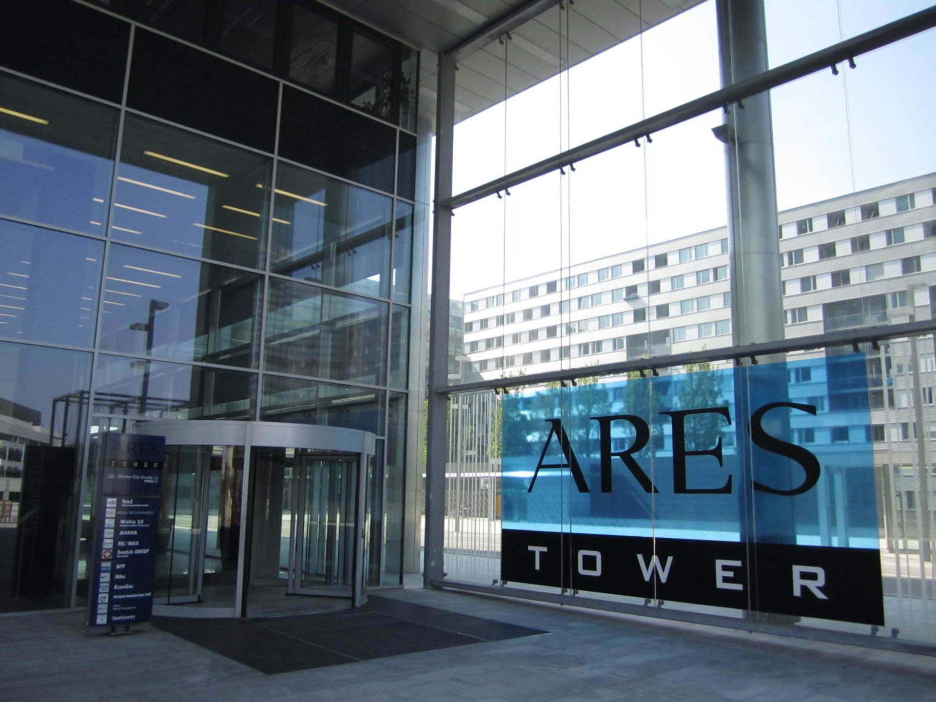 Ares Tower - Donau-City-Straße 11, 1220 Vienna